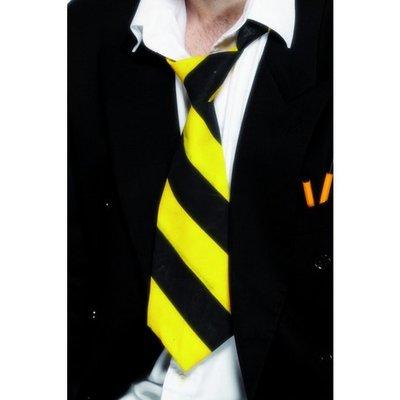 Skolslips gul och svart