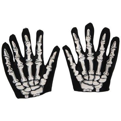 Skeletthandskar barn