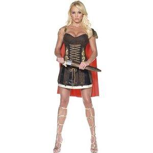 Gladiator - maskeraddräkt tjej