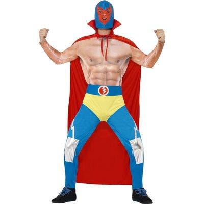Wrestler maskeraddräkt