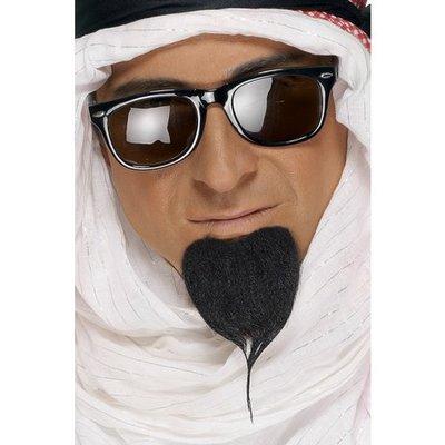 Arab skägg svart