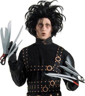 Edward Scissorhands deluxe handskar