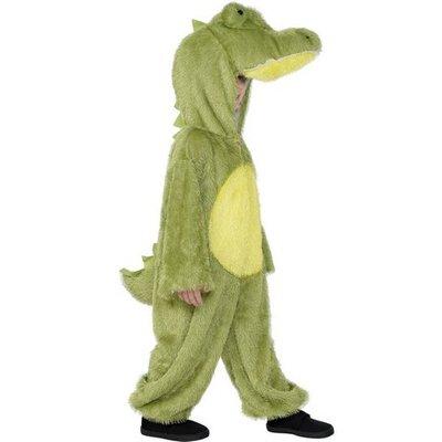 Krokodil - maskeraddräkt barn