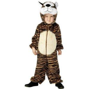 Tiger jumpsuit - maskeraddräkt barn