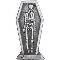 Gravsten skelett