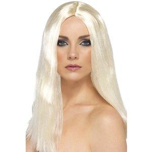 Peruk Star style - blond