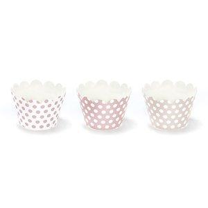Cupcakeformar - Godsaker 6 st