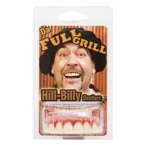 Billy-Bob Löständer med tandställning