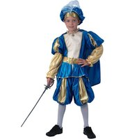 Prins Blå maskeraddräkt