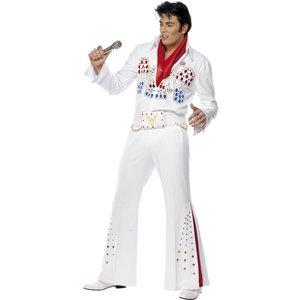 Elvis American Eagle maskeraddräkt - Medium