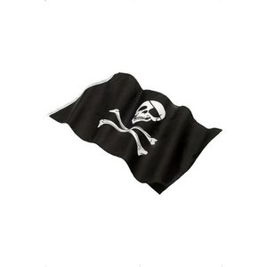 Piratflagga - 152 x 91cm