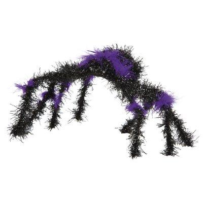 Lila spindel