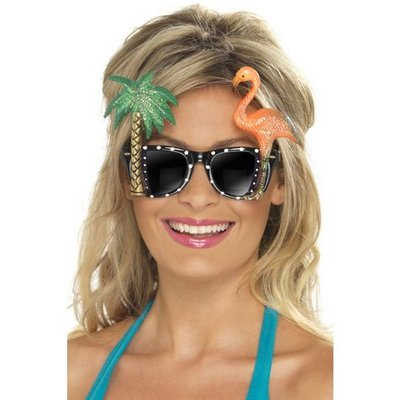 Glasögon palm