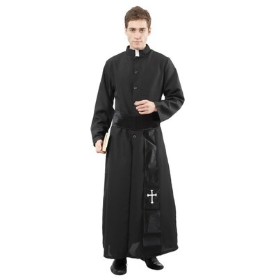 Katolsk präst maskeraddräkt