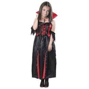 Vampyress maskeraddräkt - Barn