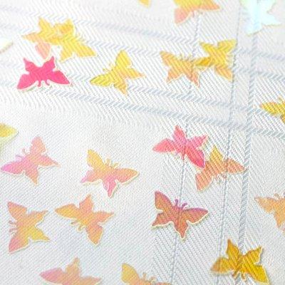 Bordskonfetti Fjärilar skimrande - 14 g