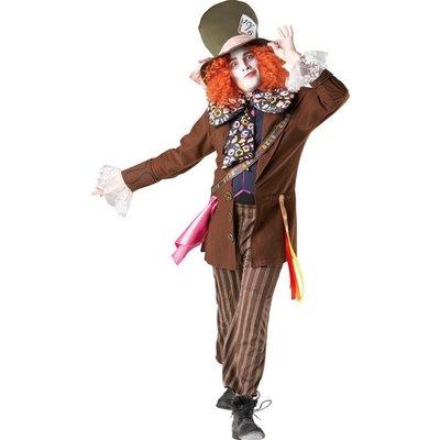Deluxe den galna hattmakaren maskeraddräkt