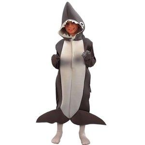 Haj maskeraddräkt 4-6 år