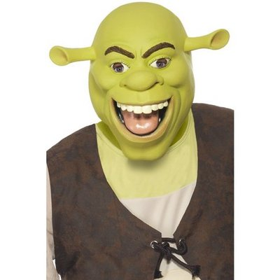 Mask Shrek latex