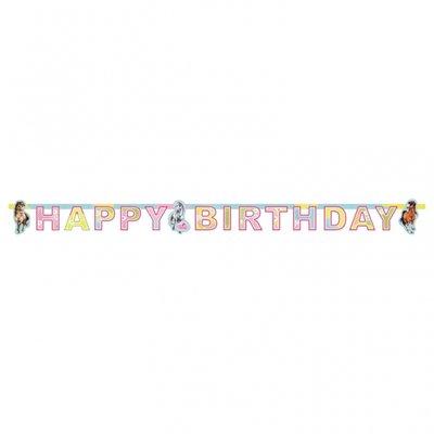Happy Birthday Banderoll - 1,8m