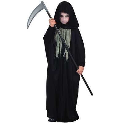 Halloweencape döden - maskeraddräkt