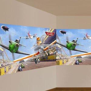 Disney planes dekorbakgrund