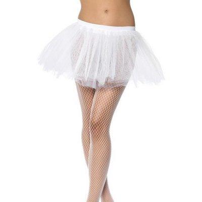 Balettkjol underkjol vit