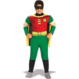 Robin maskeraddräkt barn
