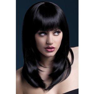 Tanja peruk - svart