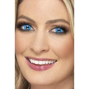 Harlequin 1 dags kontaktlinser - Blå