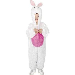 Kanin maskeraddräkt barn 7-9 år (130-143 cm)