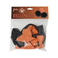 Halloweenballonger 10-pack