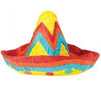 Pinata sombrero hatt