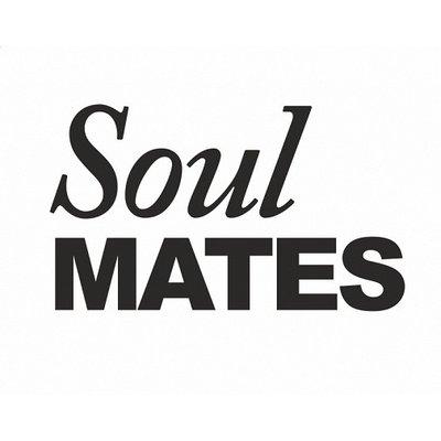 Klistermärken till skorna - Soulmate