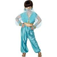 Arabisk prinsessa maskeraddräkt