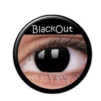 Black out med styrka 3-månaderslinser