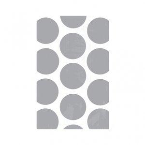 Godispåse med grå prickar - 10 st
