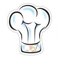 Little Cooks papperstallrikar 30 cm - 8 st