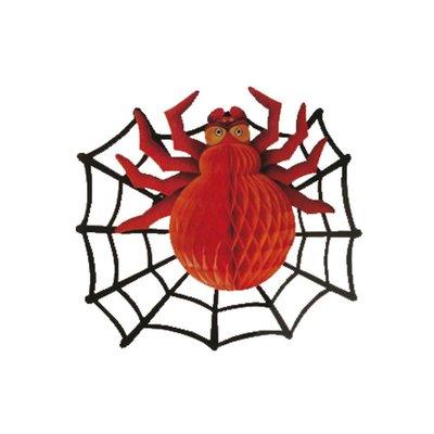 Halloweenspindel - 35x45 cm