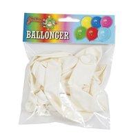 Vita ballonger 10-pack