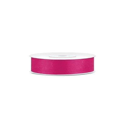 Grosgrainband - Flera olika färger 15 mm x 25 m