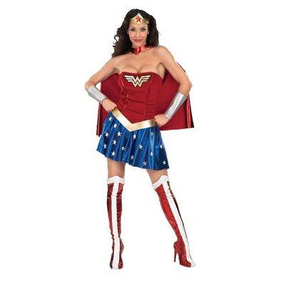 Wonder Woman dräkt