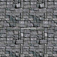 Bakgrund stenvägg - 9.1 m