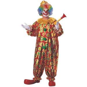 Jolly Jack clown maskeraddräkt