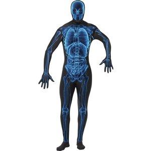 Röntgenbild maskeraddräkt, Second Skin-dräkt