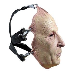 Jigsaw mask - Licens
