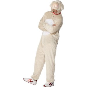 Lamm - maskeraddräkt