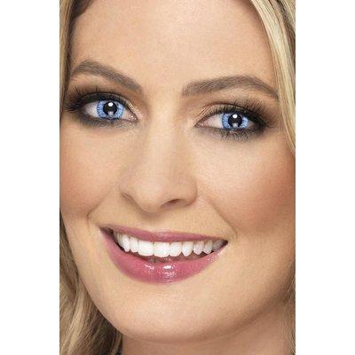 Natural 1 dags kontaktlinser - Blå