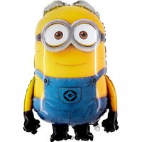 Folieballong - Minion Dave Shape