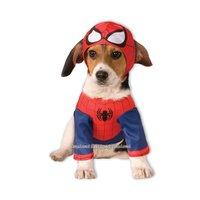Spindelmannen hundmaskerad